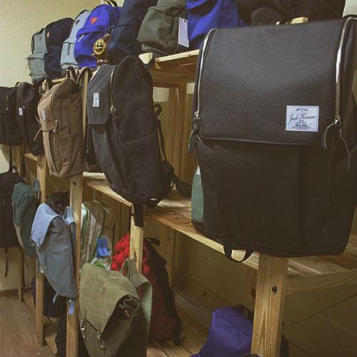 Франшиза молодёжных рюкзаков Jack Hiker